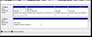Sửa lỗi máy tính không nhận ổ cứng