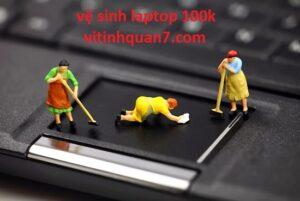 Sửa laptop tại nhà quận 1