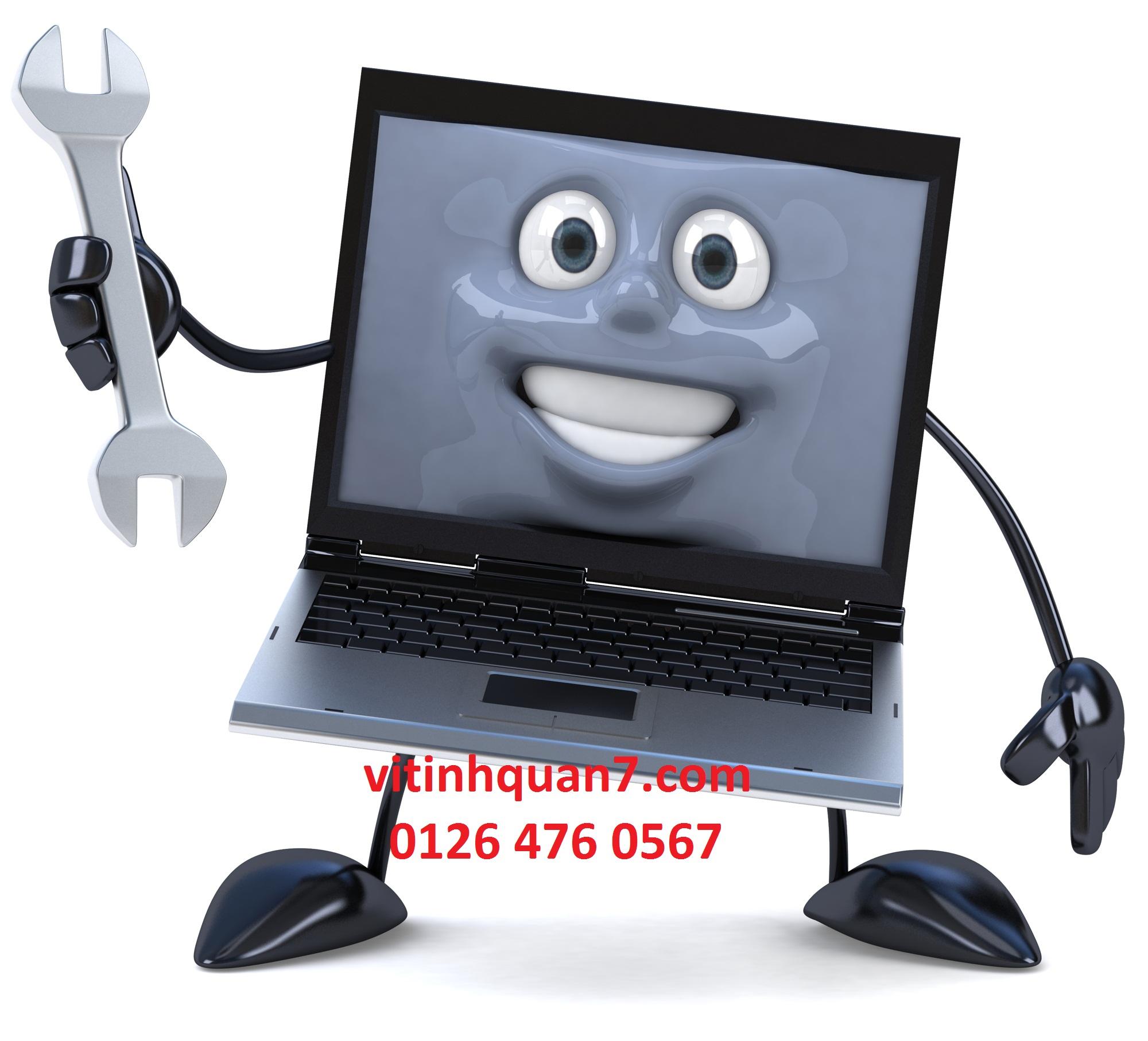 Sửa laptop tại nhà quận 2