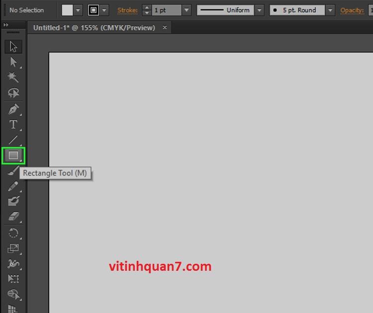 Cách tạo bảng trong Adobe Illustrator