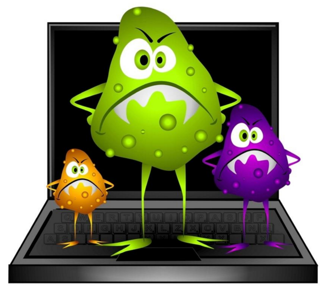 Quét Virus máy tính
