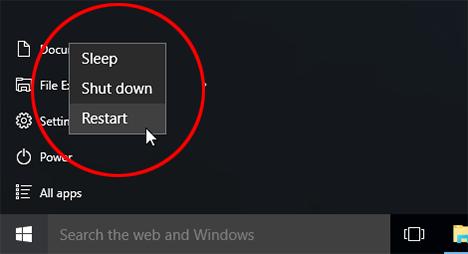 Cách sửa lỗi máy tính bị đứng khi cập nhật