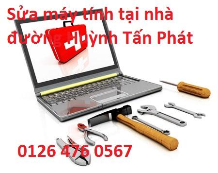 Dịch vụ sửa máy tính tại nhà đường Huỳnh Tấn Phát